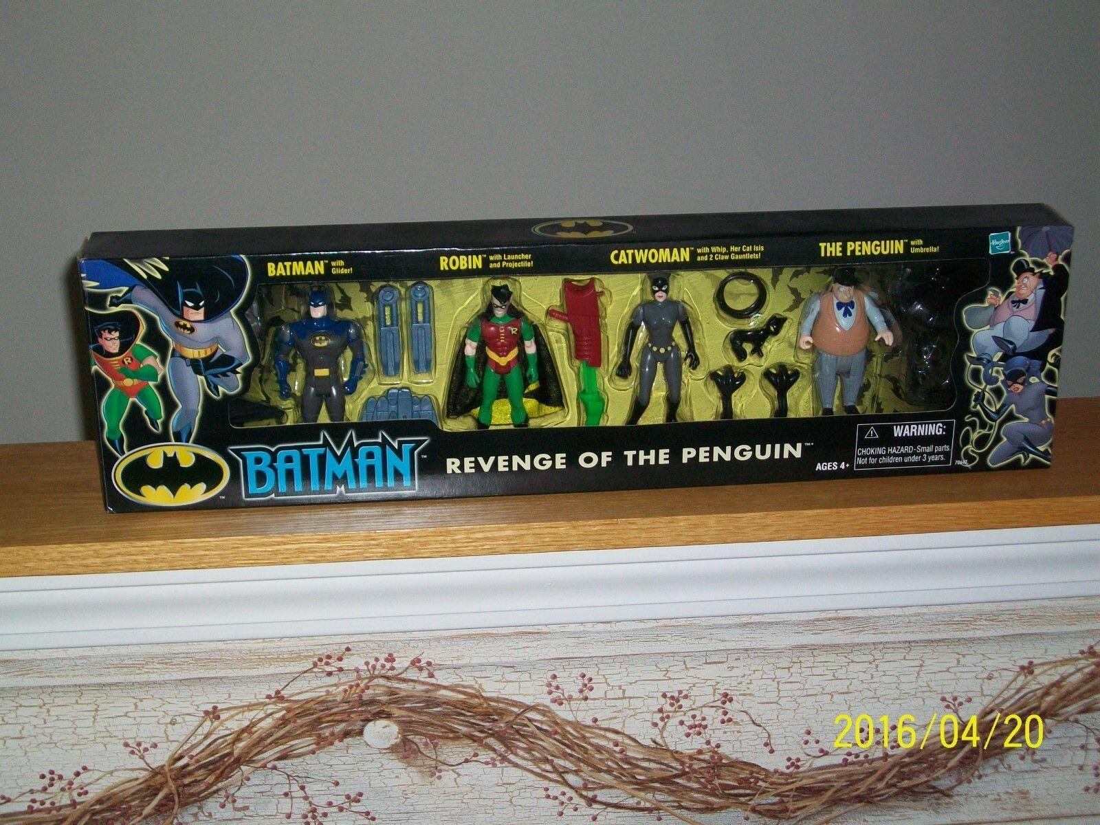 Hasbro batman der animierten serie rache der pinguin
