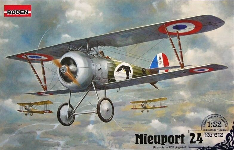 Roden 1 32 Nieuport 24