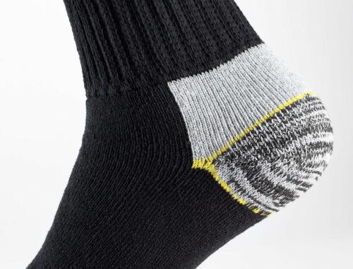 6 12 oder 18 Paar Robuste Arbeitssocken WORK Socks Herren Strümpfe Socken