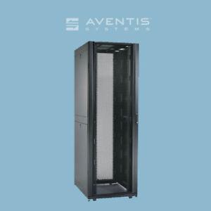 Details about APC NetShelter SX AR3357 48U Deep Enclosure with Sides