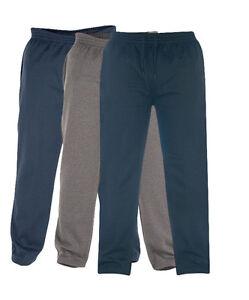 Mens-Quality-Kingsize-Duke-D555-Jersey-Jogging-Bottoms-2XL-8XL