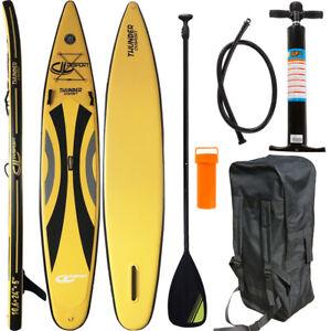 SUP-Board-Stand-Up-Paddle-Surf-Board-aufblasbar-KID-Paddel-ISUP-Paddling-320cm