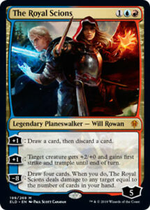 The-Royal-Scions-x1-Magic-the-Gathering-1x-Throne-of-Eldraine-mtg-card