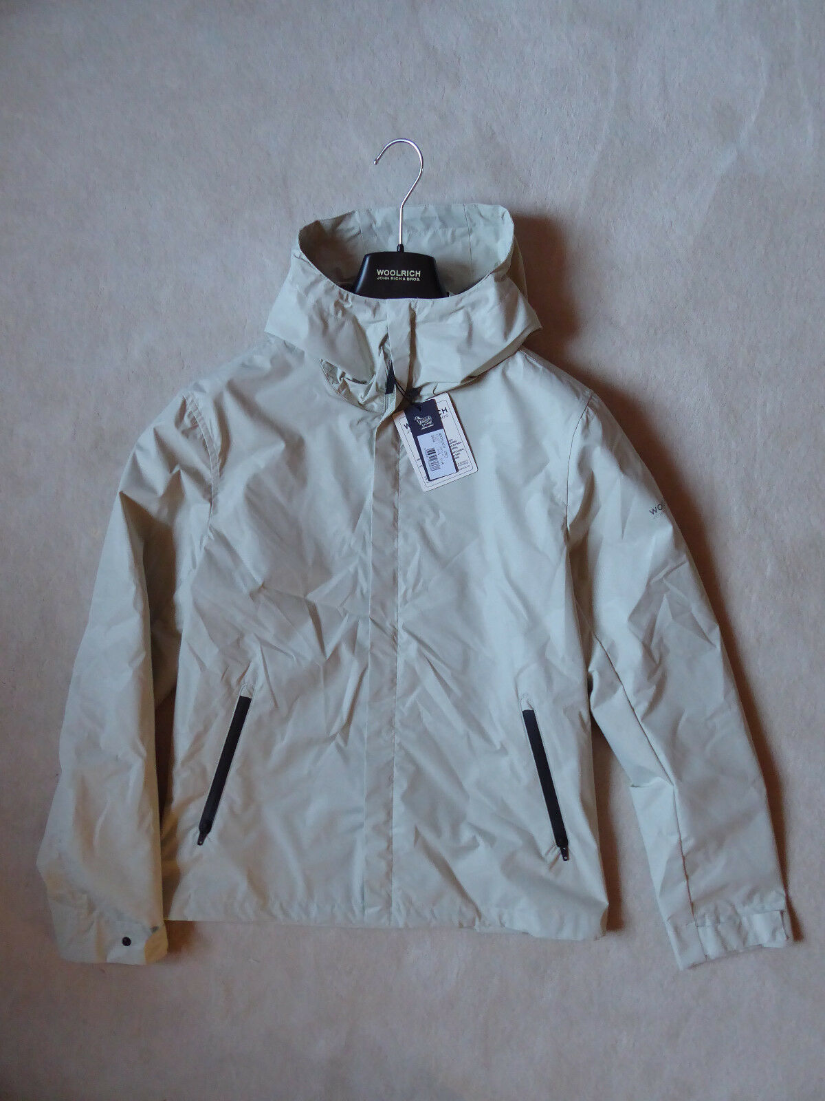 Woolrich Atlantic Camou Jacket White Igloo Camou - WOCPS2637 EM03 8694 NEU