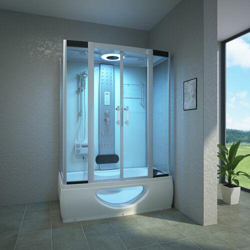 Duschtempel Komplettdusche Fertigdusche Dusche Duschkabine Badewanne Wanne