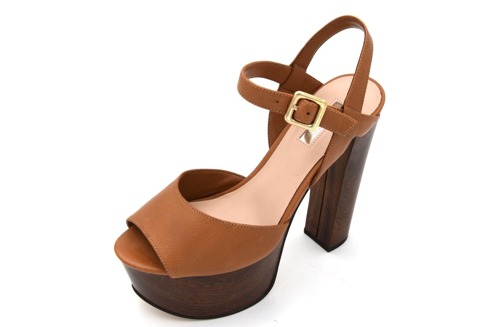 9e4fa64e008 GUESS MUJER ZAPATO SANDALIA TACONES DE AGUJA CUERO PIEL ART. FLDE21LEA03  nqasbr1898-zapatos nuevos