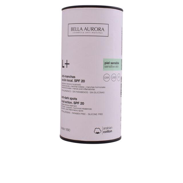 Cosmética Bella Aurora unisex L+ manchas localizadas SPF20 piel sensible 10 ml