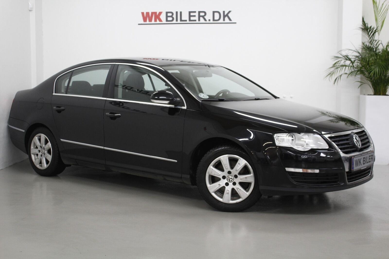 VW Passat 1,8 TSi 160 Sportline 4d - 59.800 kr.