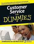 Customer Service For Dummies by Karen Leland, Keith Bailey (Paperback, 2006)