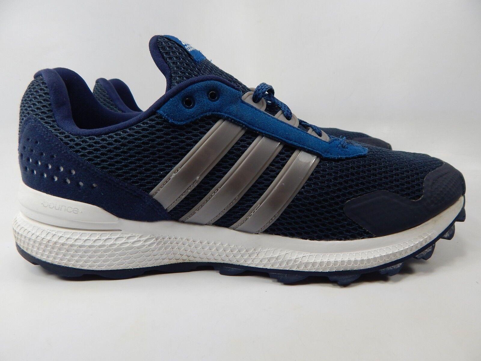 Adidas Maratón 16 Tr M (D) Eu 48 Hombre Zapatillas de Correr Azul