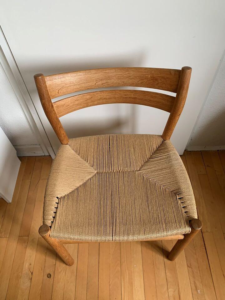 Børge Mogensen, stol, BM1 – dba.dk – Køb og Salg af Nyt og Brugt
