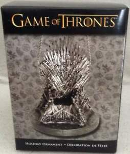 Game-of-Thrones-Resin-Throne-Christmas-Ornament-NEW-xmas-tree-decoration-4-inch