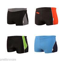 New Mens Swimming Trunks Boxers Swim Shorts Swimwear Pants Size S M L XL XXL 3XL