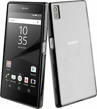 Genuine GEL SHELL CASE SONY EXPERIA Z5 mobile original cell phone e6653 cover