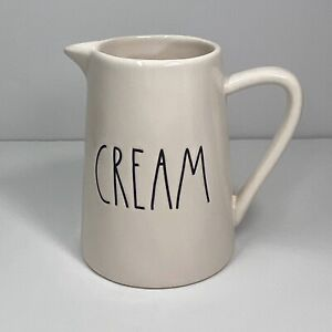 Rae Dunn Cream Pitcher