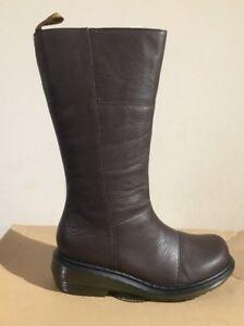 Broadway Size 3 Brown Martens Uk Boots Rich Charla Dr wRFIqxC07