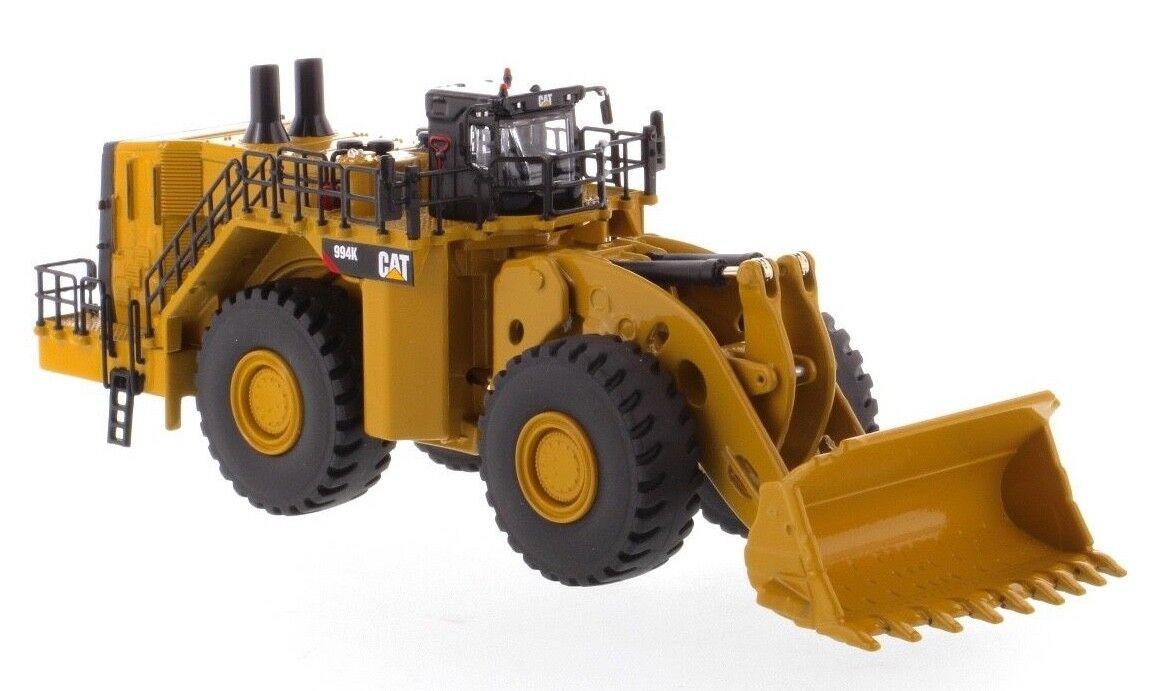 Cat Caterpillar 1 125 scale 994K Wheel Loader Diecast Masters 85535 Elite Series
