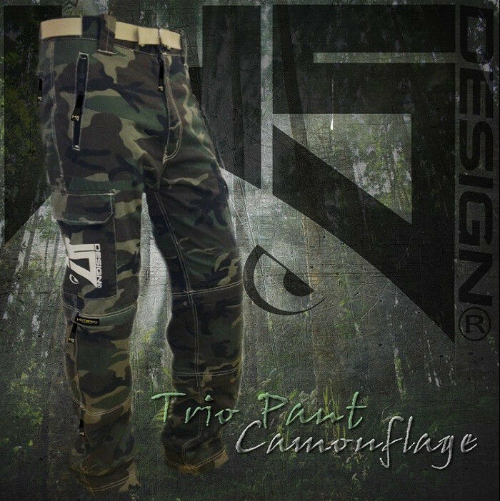 Hotspot  Design Thermohose Trio pant, Outdoor Angler Hose Camouflage, 3teilig  manufacturers direct supply