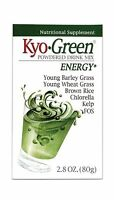 Kyolic Kyo-green Energy Powered Drink Mix (2.8-ounce) Powder 2.... Free Shipping