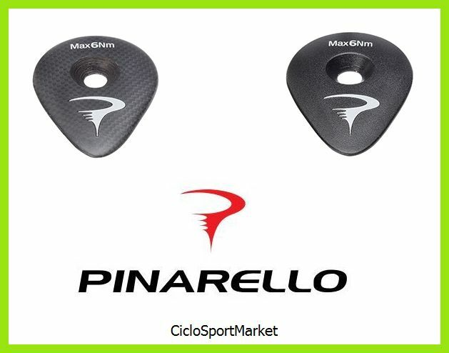 TOP COVER AERO Cork Headset Pinarello MOST 2018 - Carbon 0,5 Aluminum