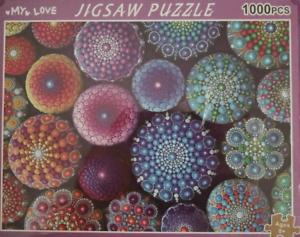 MY LOVE - JIGSAW - Puzzle 1 000 pièces - NEUF