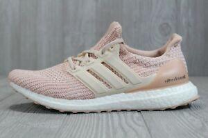48 Adidas UltraBoost W Pearl Pink Ash