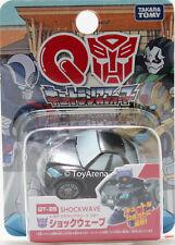 Q Transformers Series 08 QT-26 Laserwave (Shockwave) Action Figure FREE Shipping