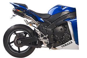 2009-2014 Yamaha R1 MGP Carbon Fiber Exhaust Slip On Hotbodies ...
