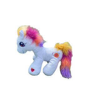 Hasbro-Sunny-Daze-G3-My-Little-Pony-MLP-Plush-Stuffed-Toy-Retired-2003-Large