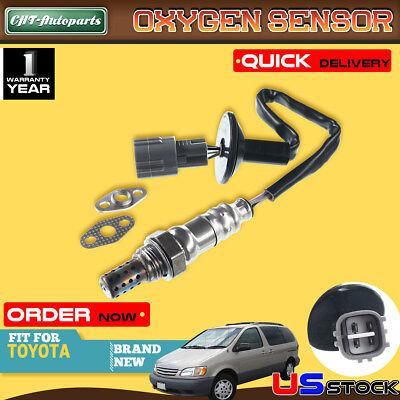 Oxygen O2 Sensor fits 2001 2002 2003 Toyota Sienna Van V6 3.0L DOWNSTREAM