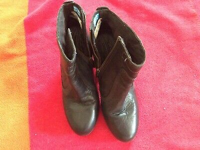 TIMBERLAND Stiefeletten Freizeitschuhe Boots Gr 36 5,5 W schwarz | eBay