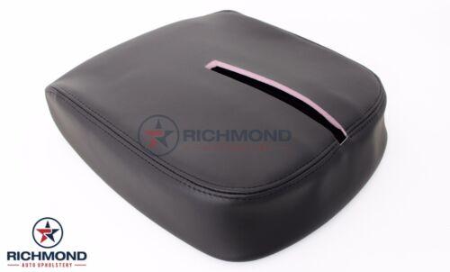 Center Console Lid Replacement Cover Black 07-14 Chevy Silverado LT LS LTZ Z71