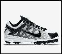 Women 11 & 12 (men's 9.5 & 10.5) Nike™ Air Hyperdiamond Pro Softball Cleats