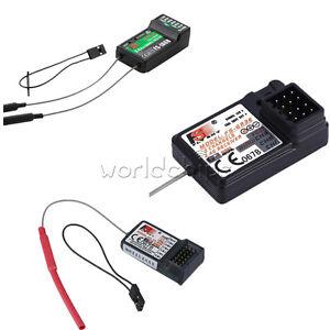 Details about 2 4G Flysky FS-iA6B/FS-R6B/FS-GR3E 3/6 CH Receiver PPM Output  for Flysky RC CAR