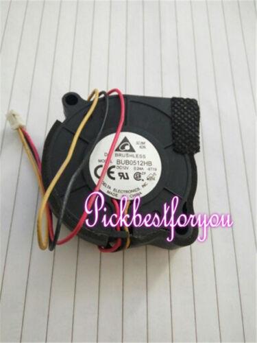 Delta BUB0512HB-6T19 Graphics card cooling fan DC12V 0.24A 3pin #M2687 QL