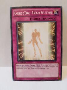 Cambio-D-039-Eroe-Raggio-Riflettore-Change-Heros-Reflecteur-Ray-LCGX-IT116-Carte