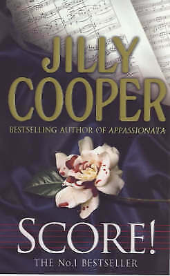"""AS NEW"" Cooper, Jilly, Score!, Paperback Book"