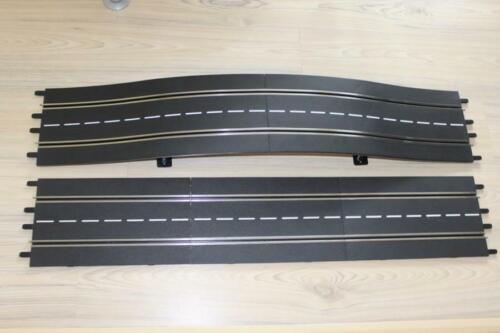 Ergänzungsset für Carrera Exclusiv Evolution Digital Überfahrt und 3 Geraden