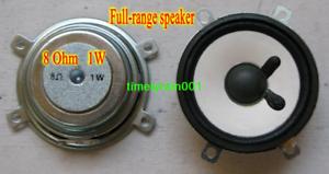 """2ps For Sony 2.25/""""inch 8ohm 8Ω 1W full-range speaker Loudspeaker HiFi Home Audio"""