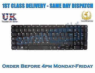 New UK Black keyboard fit Toshiba Satellite L50-B L50D-B L50T-B