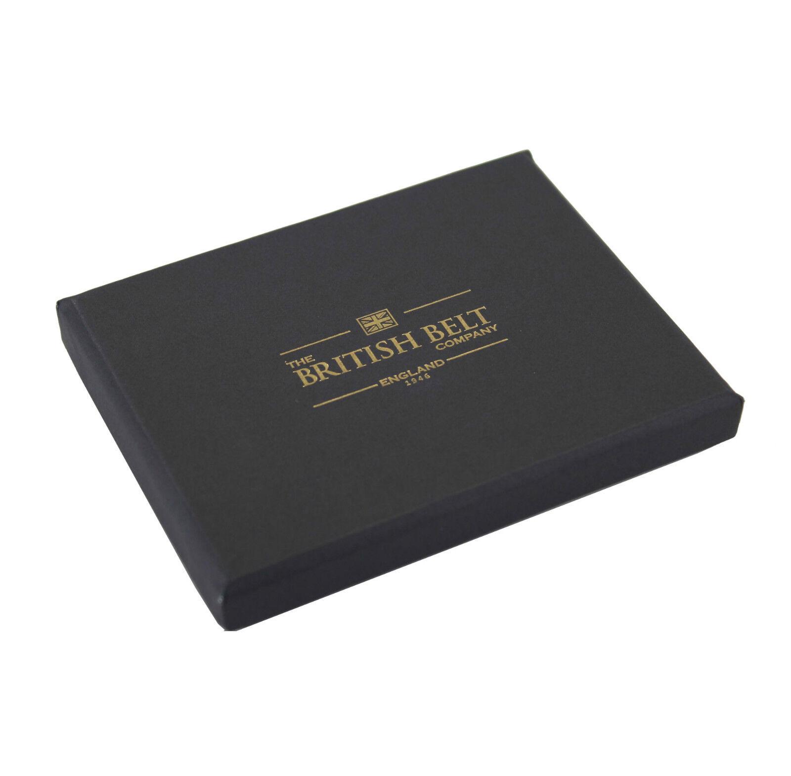 The British Belt Company Langdale Langdale Langdale Herren Gewachst Twill und Leder | Kaufen Sie beruhigt und glücklich spielen  f87fb5