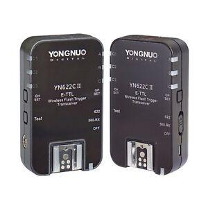 Yongnuo-Updated-YN-622C-II-HSS-TTL-Wireless-Flash-Trigger-Set-1-8000-for-Canon