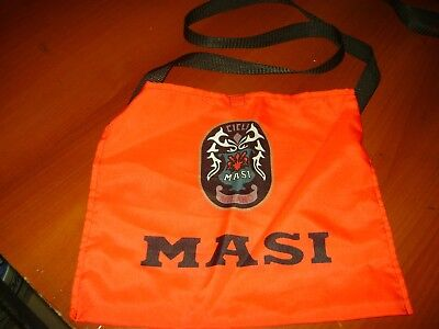ITALIA BIKE MUSETTE CELESTE BIANCHI BIKE BAG MESSENGER BAG FIXED PISTA CLASSIC