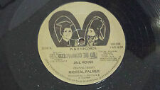 "Michael Palmer- Jail House/Robert French Plastic Loving Reggae 12"" W&B Toronto"