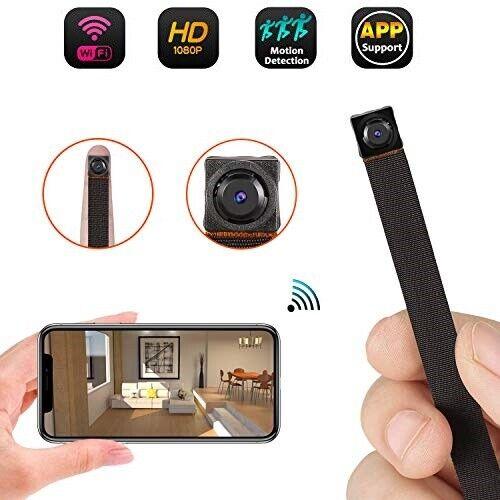 32GB 4K Mini CAM Wifi Wlan IP P2P Netzwerk Kamera WLAN Überwachungskamera A246