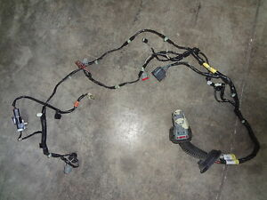 image is loading 2006-ford-mustang-gt-coupe-right-door-wiring-