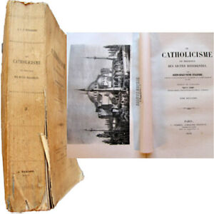 Le-Catholicisme-presence-des-sectes-dissidentes-1856-Eyzaguirre-tome-2-schisme
