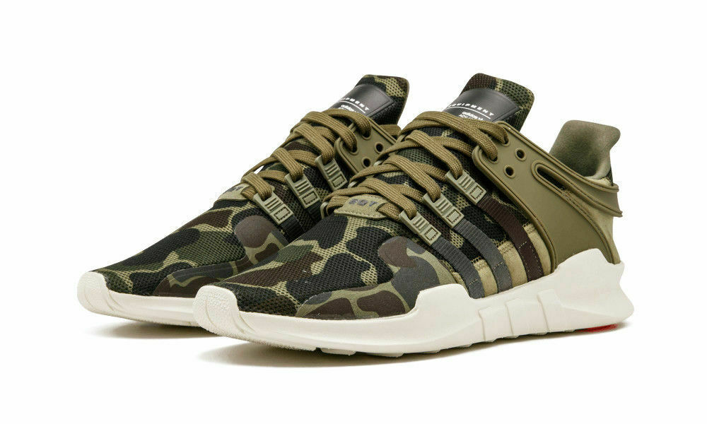 Adidas Originals EQT Support ADV Camouflage BB1307 Running shoes US Sizes Rare