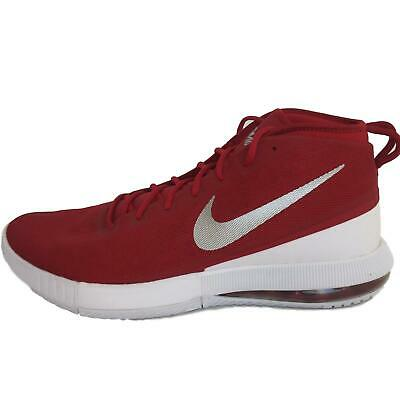 cute cheap free delivery nice cheap Nike Basketball Shoes Mens 17.5 Red Silver 2017 Air Max Dominate 942520-603  | eBay