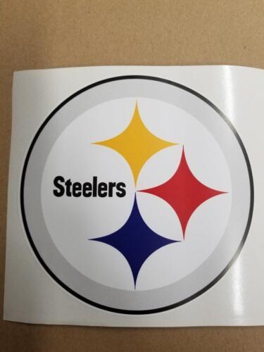 Pittsburg Steelers cornhole board or vehicle decal(s)PS3